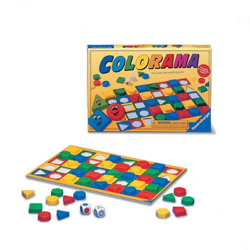 Ravensburger Colorama - Children's Game by Ravensburger