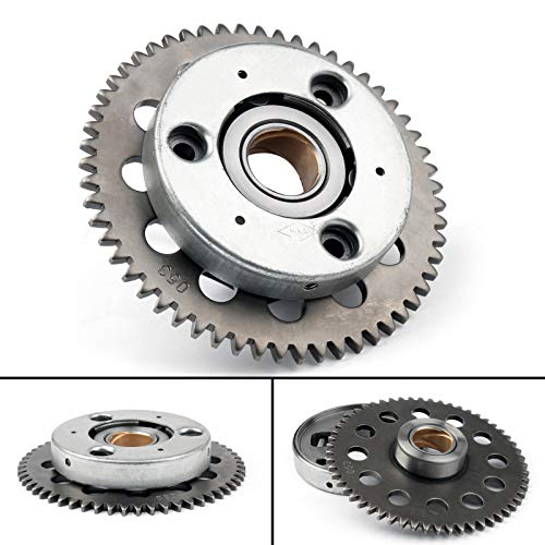 (Artudatech Starter Clutch Flywheel Puller Reduction Gear For Suzuki DF/EN/GN/GS 125 TU125)