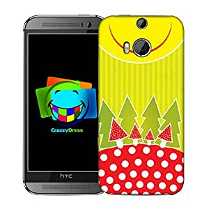 Bralexx 9114 # _HTC_One_M8_Amanita_5 carcasa para HTC One M8
