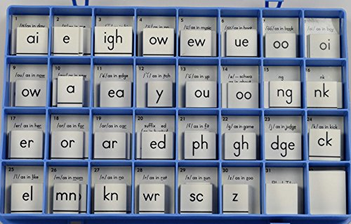 K12 Phonics Works Advanced Tile Kit