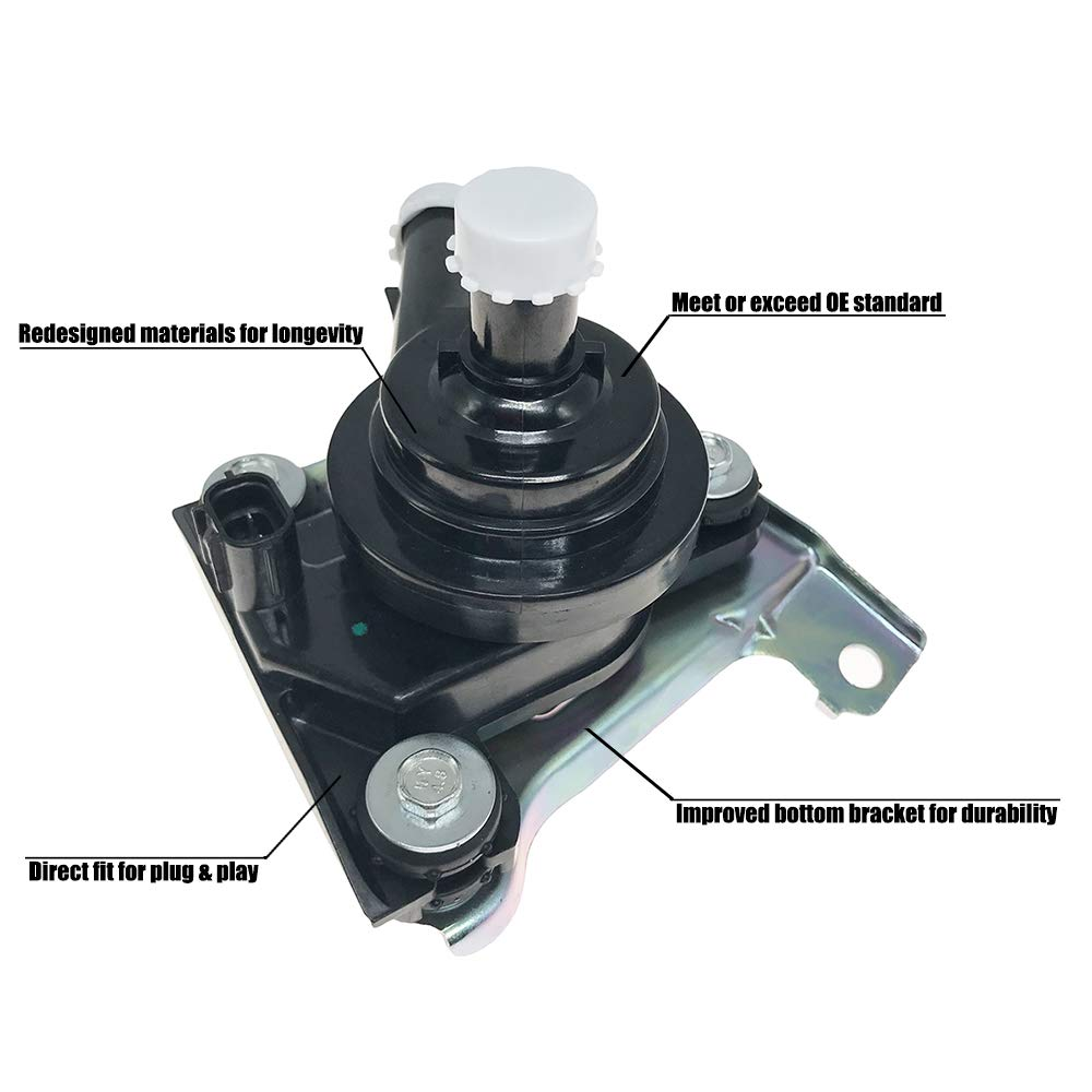 G9020-47031 Engine Cooling Inverter Water Pump Assembly with Bracket & Seals for 2004-2009 Toyota Prius Hybrid Replace OE# G902047031 04000-32528 0400032528 Mastergood