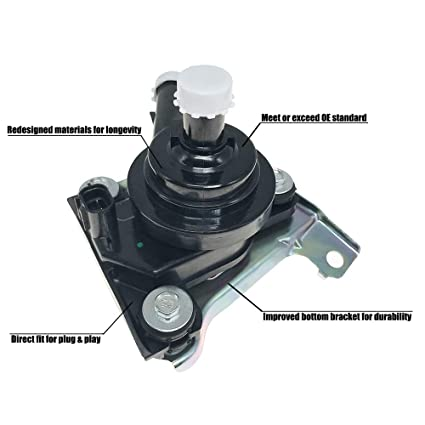 G9020-47031 Engine Cooling Inverter Water Pump Assembly with Bracket &  Seals for 2004-2009 Toyota Prius Hybrid Replace OE# G902047031 04000-32528