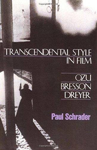 Transcendental Style In Film (A Da Capo paperback)
