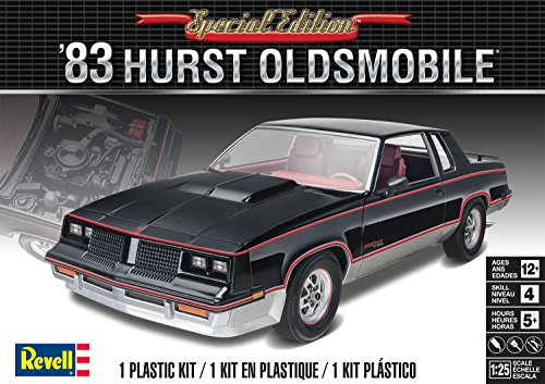 Monte Carlo Model Kit - Revell S4317 1/25 83 Hurst Oldsmobile