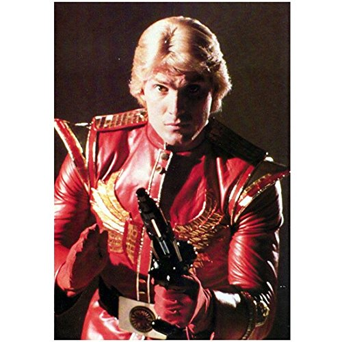 Flash Gordon in Red Suit Color Mid (8 inch by 10 inch) PHOTOGRAPH TL