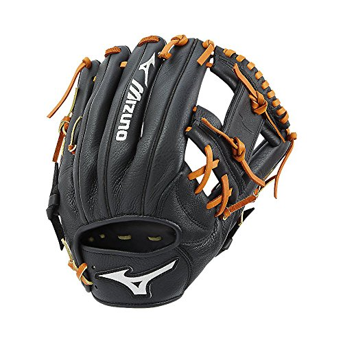 "Mizuno GPSL1100 Prospect Select Series Infield Baseball Gloves, 11"", Right Hand Throw"