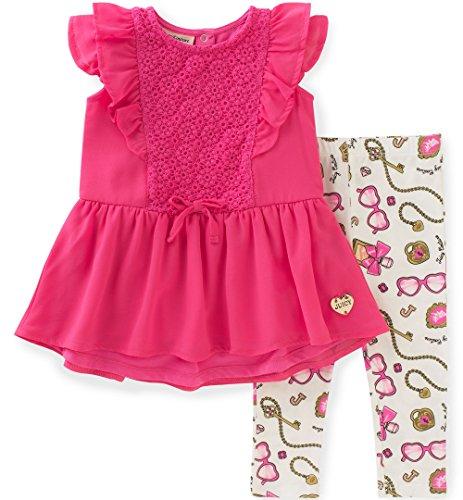 juicy-couture-baby-girls-2-pieces-pants-set-chiffon-tunic-hot-pink-18m