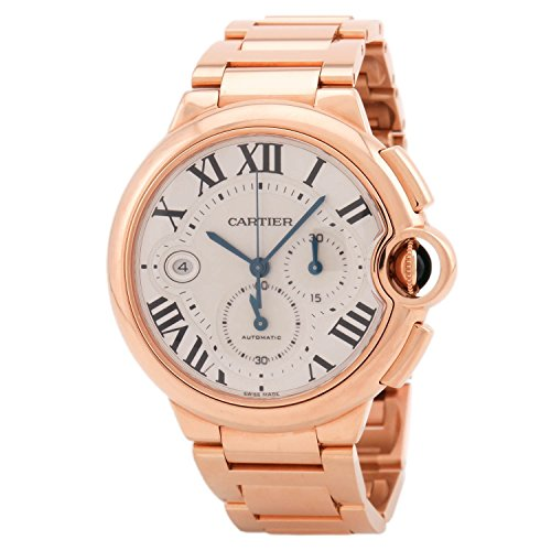 Cartier Ballon Bleu Swiss-Automatic Male Watch W6920010 (Certified Pre-Owned)