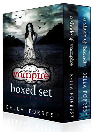 A Shade of Vampire Boxed Set: Books 1 and 2 (Kindle Of A Vampire Shade)