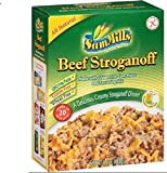 Sam Mills Beef Stroganoff GF, 6 Ounce (Pack of 6)