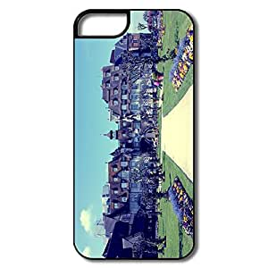 Cool Hard Plastic Scratch Resistant Deauville Iphone 5 Cases
