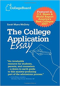 Buy college application essay by sarah myers mcginty