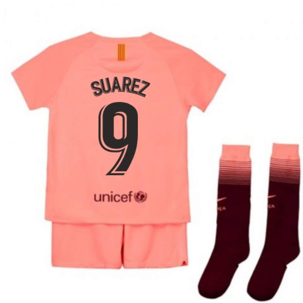 release date: a5ea9 34f18 Amazon.com : UKSoccershop 2018-2019 Barcelona Third Nike ...