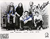 The Eagles band reprint signed autographed photo by all 4 Glenn Frey Don Henley #3