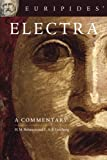 img - for Euripides' Electra: A Commentary (Oklahoma Series in Classical Culture Series) book / textbook / text book