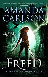 Freed: (Phoebe Meadows Book 2)