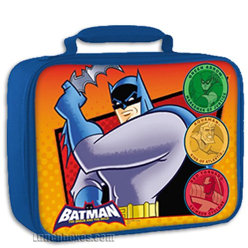 Batman: The Brave and the Bold Lunch Box by Thermos
