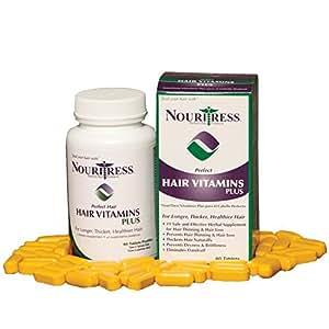 NouriTress Perfect Hair Vitamins Plus 60 tabs