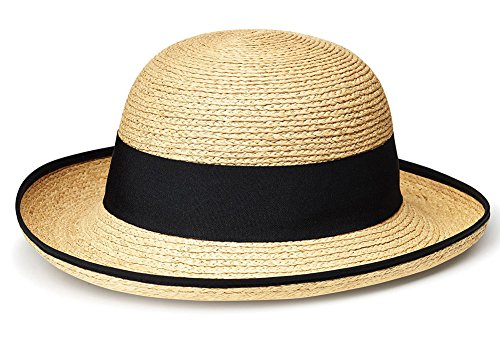 Tilley R2 Women's Raffia Hat Natural M by Tilley