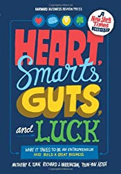 Heart, Smarts, Guts, and Luck: What It Takes to Be an Entrepreneur and Build a Great Business