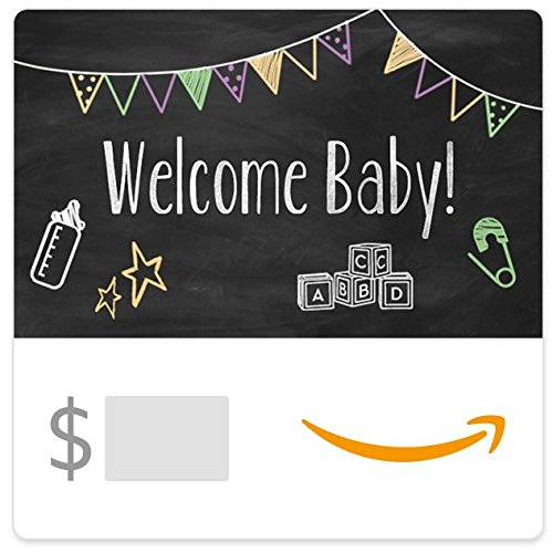 (Amazon eGift Card - Baby Chalk)