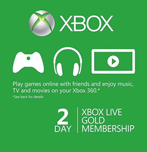 Xbox Live Hour Trial Code DELIVERY