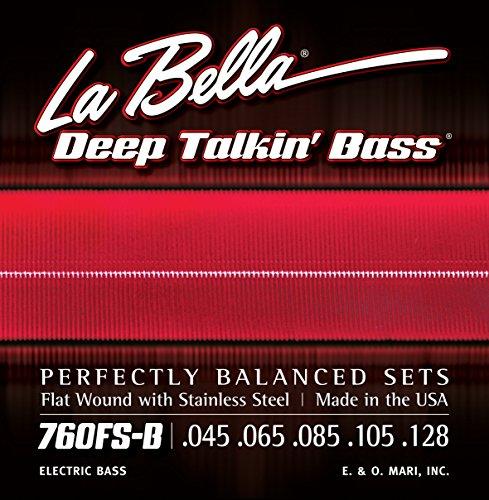 La Bella Deep Talkin Bass - 4