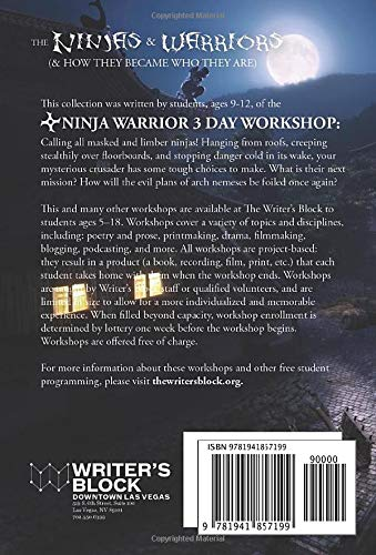 The Ninjas & Warriors: (And How They Became Who They Are ...