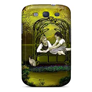 Hard Plastic Galaxy S3 Case Back Cover,hot A Memory Of Childhood 3 Case At Perfect Diy