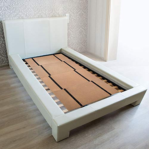 Dmi Folding Bunkie Bed Board For Mattress Support Can Be Used Instead Of A Box Spring To Streamline And Minimize The Bed Or With A Box Spring To Enhance Bed Support No Assembly Required Twin Size