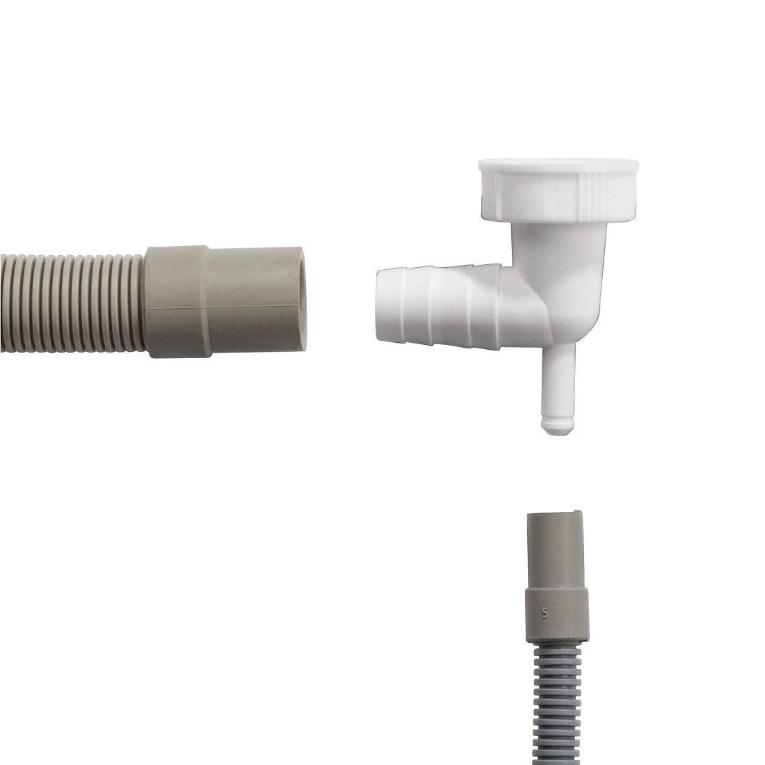Xavax 00110928 - Empalme para sifón con conector de condensación ...