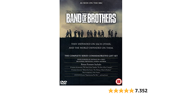 Band Of Brothers - Complete HBO Series Commemorative Gift Set ...