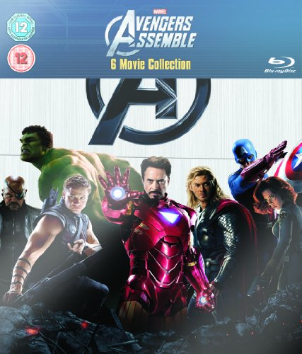 Marvel's The Avengers - 6-Disc Box Set (Region Free)