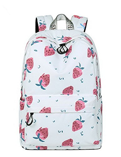 097e5765f1 Acmebon Lightweight School Backpacks for Teen Girls Casual 15.6
