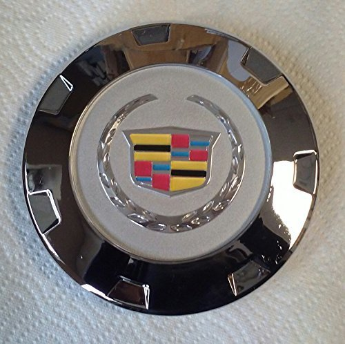 chrome cadillac rims - 3