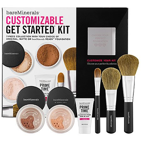 erals Customizable Get Started Kit (Bareminerals Kit)