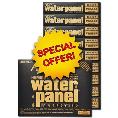 Aprilaire #35 Water Panel - Seasonal Closeout - by Aprilaire