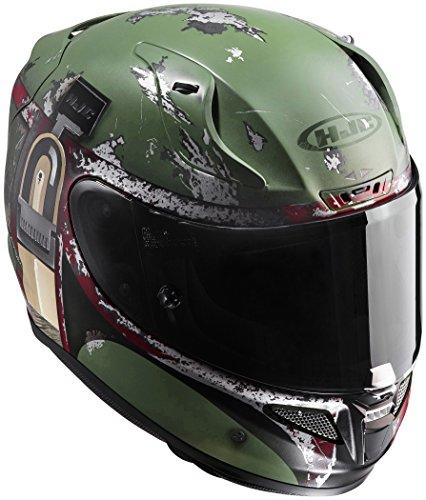 Hjc Carbon Fibre Helmet - 8