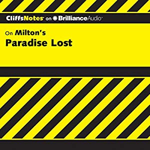 Paradise Lost: CliffsNotes Audiobook