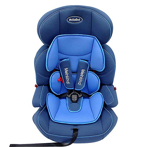 $280.00 Target Infant Car Seats Child Safety seat car Baby Baby car Simple 9 months-12 Years Old Universal Folding Safety seat,Blue 2019