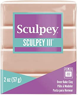 product image for Sculpey III Polymer Clay 2 Ounces-Beige