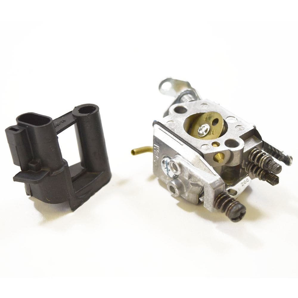 Husqvarna 545013502 Chainsaw Carburetor Assembly Genuine Original Equipment Manufacturer (OEM) Part for Husqvarna