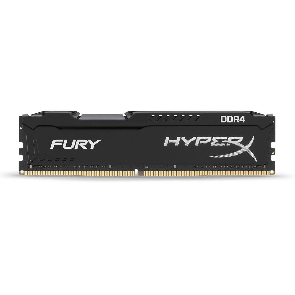 Kingston HyperX HX426C15FBK2/8 8GB kit (2x4GB) (2666MHz 1.2V, 288-pin DDR4 Non-ECC CL15 DIMM (Skylake ready))