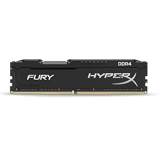 82 opinioni per Kingston HyperX Fury Kit di Memoria RAM