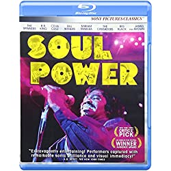 Soul Power [Blu-ray]