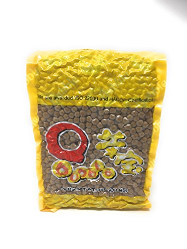 Qbubble Tapioca Pearls - 6.6 Lb (Small (Small Pearl Tapioca)