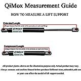 Qty (2) QiMox Hatch Trunk Struts Lift Supports