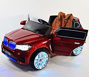 kids car power wheels new bmw x5 style children ride on car remote control girls and boys 2 to 6 years 12v battery operated electric power cars ride on
