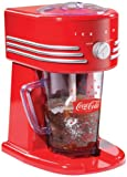 Nostalgia FBS400COKE Limited Edition Coca-Cola 40-Ounce Frozen Beverage Station