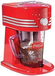Nostalgia Electrics Coca Cola Series FBS400COKE Frozen Beverage Maker